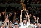 Der NBA-Titel 2011.