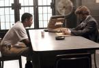 Drogenboss Frank (Denzel Washington, l.) erklärt sich bereit,  Richie (Russell Crowe) bei seinen Ermittlungen gegen korrupte Polizisten zu unterstützen.