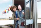 Antoine (Alain Souchon) und Pauline (Isabelle Adjani) sind immer auf dem Sprung ...