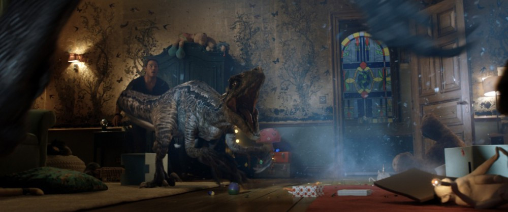 Jurassic World 2 Das Gefallene Königreich Trailer Und Filmkritik