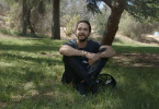 Als ihnen das Leben im Rampenlicht zu viel wurde, flüchtete Tom Kaulitz, hier im Elysian Park in Los Angeles, mit seinem Bruder in die USA.