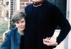 Elizabeth Haysom mit ihrem Vater.