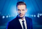 """Der Kabarettist Florian Schroeder präsentiert während des 3satfestivals 2018 sein aktuelles Programm """"Ausnahmezustand""""."""