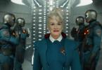 Nova Prime (Glenn Close) und ihr Nova Corps sorgen für Sicherheit auf dem Planeten Xandar und dulden keinerlei Unruhestifter.