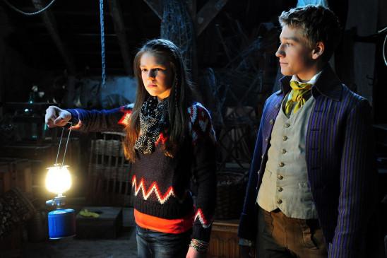 Kinder Serie Binny Und Der Geist Startet Im Disney Channel