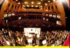 Die jährliche Gala in der Deutschen Oper Berlin  zugunsten der Deutschen Aids-Stiftung: Ein festlicher Opernabend mit Musik und Prominenz aus Kultur, Wirtschaft, Medien und Politik.