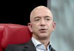 Jeff Bezos ist Gründer und CEO von Amazon. Seine Visionen treiben ihn an.