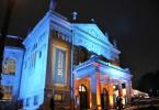 Das Prinzregententheater in München ist wieder Schauplatz für die Verleihung des Bayerischen Filmpreises 2019.
