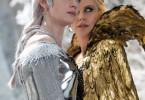 Die Schwestern Freya (Emily Blunt, l.) und Ravenna (Charlize Theron, r.) wollen gemeinsam die Welt unterjochen.