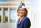 """Julia Klöckner ist Trägerin des Ordens """"Wider den tierischen Ernst 2019""""."""