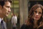Glaubt sie ihm, glaubt sie ihm nicht? Claire (Julia Roberts) ist immer skeptisch, wenn Ray (Clive Owen) ihr etwas erzählt.