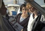 """""""Korruptes Schwein!"""" Gerichtsmedizinerin Brigita Stevic (Sarah Bauerett, re.) und Branka (Neda Rahmanian) finden bei der Leiche des Beamten Ribar (Marijan Hinteregger) ein Schreiben."""