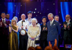 Das Finale - Her Majesty The Queen and HRH Prince Charles