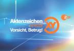 """Logo """"Aktenzeichen XY-Spezial: Vorsicht, Betrug!""""."""