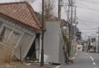 Fukushima nach einer atomaren Katastrophe.