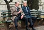Robert Miller (Richard Gere) berät sich mit seinem Anwalt Syd (Stuart Margolin), um den Nachforschungen durch die Polizei zu entgehen.