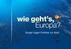 "Logo ""wie geht's, Europa?"""