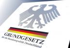 Das Grundgesetz der Bundesrepublik Deutschland feiert 2019 seinen 70. Geburtstag.