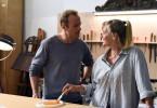 Zwischen Katrin (Anna Schudt) und Peter (Mark Waschke) knistert es.