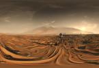 Bislang ist der Mensch nur im Sciencefiction auf dem Mars gelandet. Noch zu unseren Lebzeiten könnte der erste Flug zum roten Planeten Realität werden.