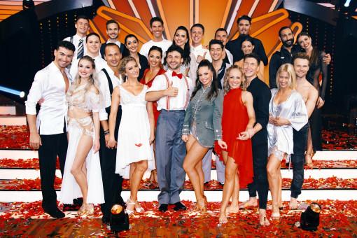 Teilnehmer LetS Dance