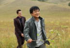 Bennie Chan (Jackie Chan, r.), Connor Watts (Johnny Knoxville)