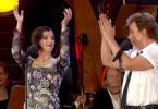 Sommer-Feeling und eine musikalische Liebeserklärung an die Stadt. Bei der großen Berlin-Gala auf dem Gendarmenmarkt. - Sharon Brauner und Karsten Troyke.