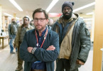 "Bibliothekar Stuart Goodson (Emilio Estevez, links) und der Obdachlose Big George (Che ""Rhymefest"" Smith) haben keine Lust mehr, dass die sozial Schwachen von der Gesellschaft ins Abseits gedrängt werden."