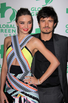 Privat war Bloom seit Januar 2007 mit Model Miranda Kerr liiert. Das Paar heiratete am 22. Juli 2010.