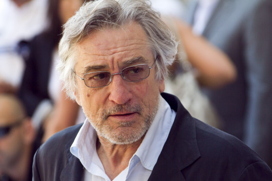 Hollywood-Star Robert De Niro.