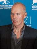"""Golden Globe als """"Bester Hauptdarsteller"""" in """"Birdman"""": Michael Keaton."""