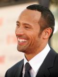 """Schauspieler mit Wrestling-Vergangenheit: Dwayne """"The Rock"""" Johnson."""