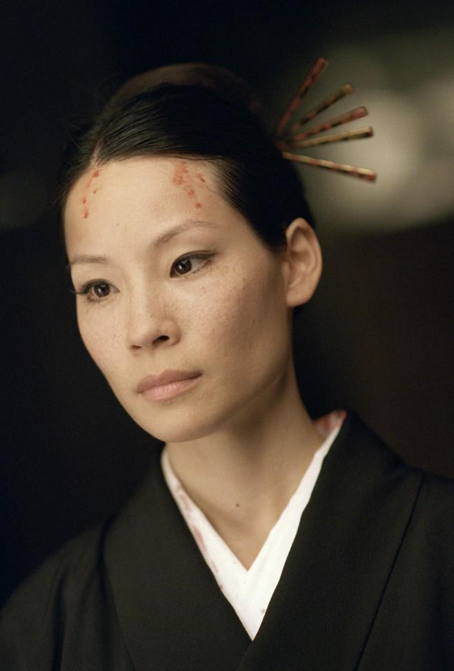 Lucy Liu Filme