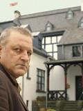 Leonard Lansink in seiner Paraderolle als  Münsteraner Detektiv Wilsberg