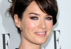 "Hat gut lachen: Lena Headey in ""Aberdeen"""
