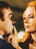 Der Schöne und das Biest: Karin Dor mit 007 Sean Connery