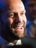 Einst Olympionike für England: Jason Statham.