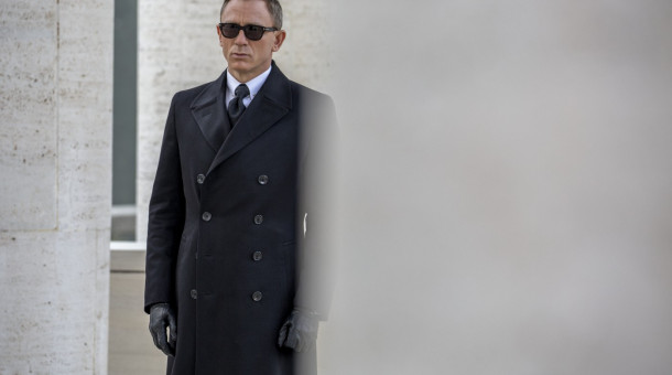 "Daniel Craig als Agent James Bond in ""Spectre""."