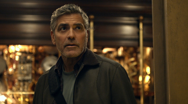 "George Clooney in ""A World Beyond""."
