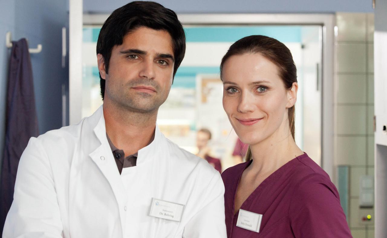 Zweite staffel der klinik serie bettys diagnose in arbeit for Bettys diagnose