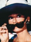 Was sehe ich denn da! Audrey Hepburn