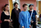 DEBI MAZAR as Shauna, ADRIAN GRENIER as Vince, KEVIN CONNOLLY as Eric and JERRY FERRARA as Turtle