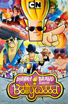 Johnny Bravo erobert Bollywood