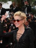 Alterslose Schönheit: Sharon Stone.
