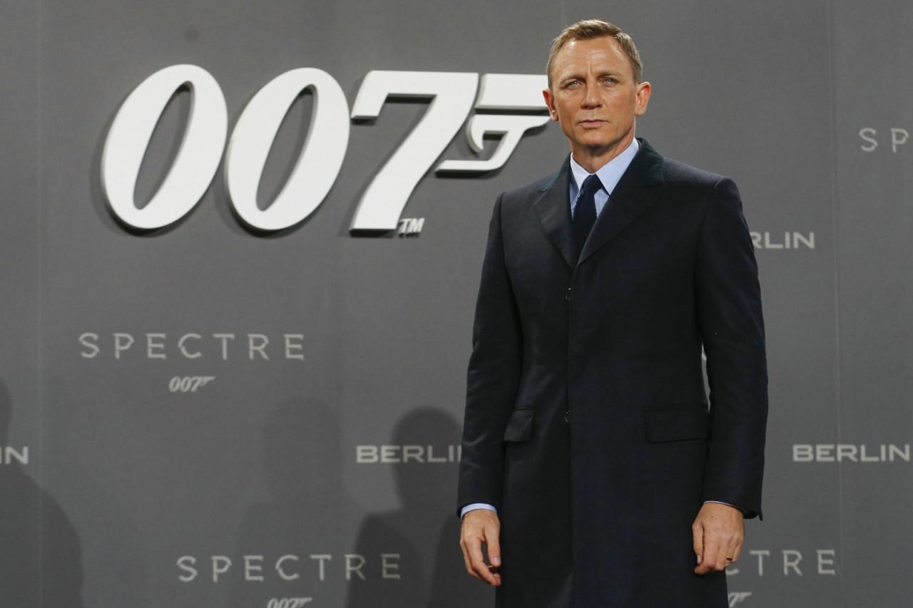 james bond 007 spectre bilder der deutschlandpremiere. Black Bedroom Furniture Sets. Home Design Ideas