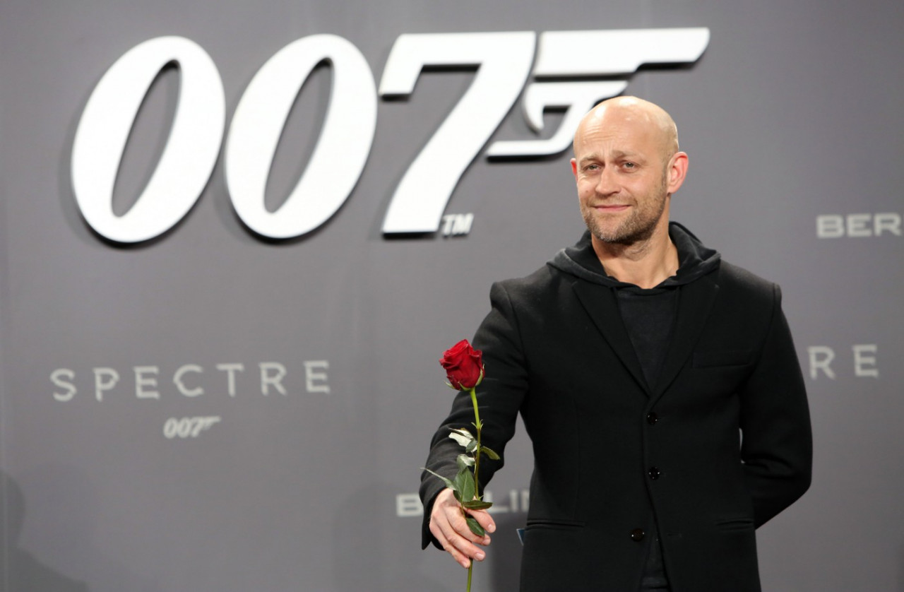 James Bond 007  Spectre Bilder der Deutschlandpremiere