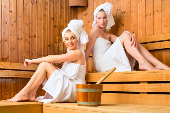 Richtig Saunieren Entspannung Fur Korper Und Geist Gesundheit