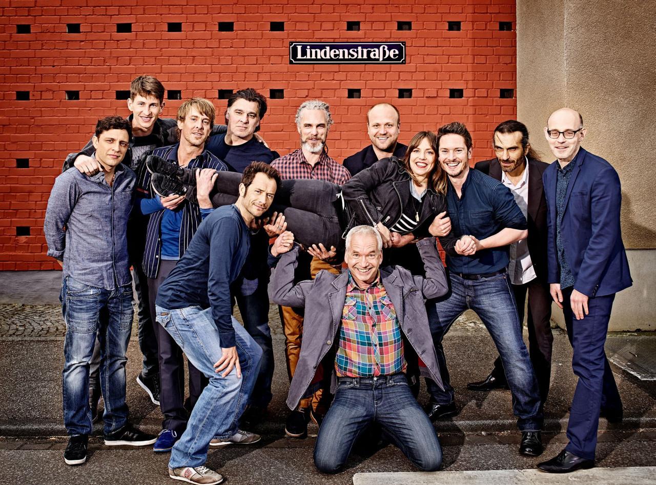 Lindenstrasse Live