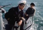 Auf Feindfahrt: Jürgen Prochnow als Capt.-Lt. Henrich Lehmann-Willenbrock, Herbert Grönemeyer als Lt. Werner