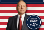 "Kevin Spacey als Frank Underwood in ""House of Cards""."